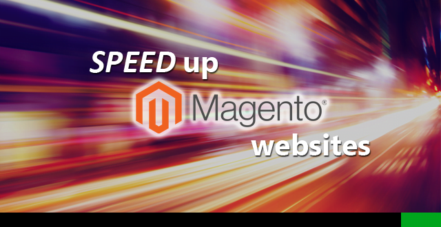 improve Magento websites speed