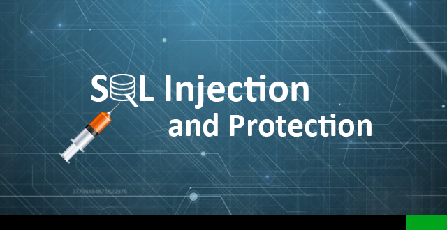 sql injection protection