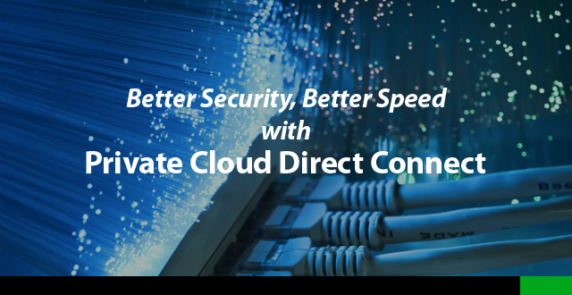 Singapore Private Cloud Direct Connect