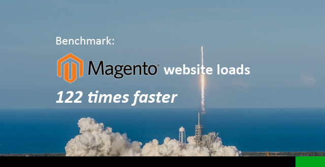 How we speed up Magento website by 122 times faster!