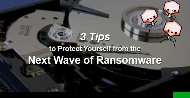 tips protect ransomware